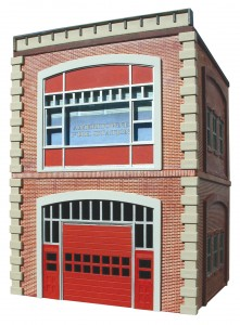 #864 - Fire Station