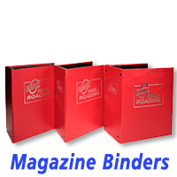 Binders button