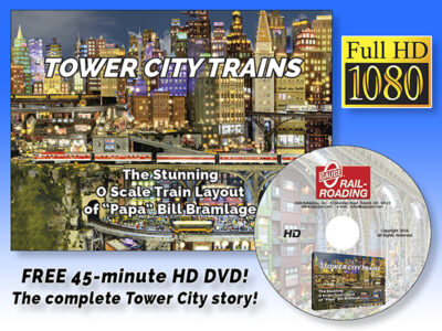 Tower City Book FREE DVD Promotion PRODUCT Image